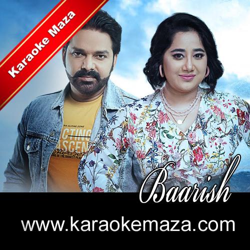 Baarish Ban Jaana Karaoke With Female Vocals (Hindi Lyrics) - Video 3