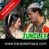 Din Sara Guzara Tore Angana Karaoke With Female Vocals (Hindi Lyrics) - Video 2