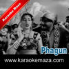Ek Pardesi Mera Karaoke With Female Vocals (Hindi Lyrics) - Video 2