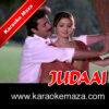 Mujhe Ek Pal Chain Na Aaye Karaoke (English Lyrics) - Video 2