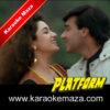 Na Pyar Kiye Na Iqrar Kiye Karaoke (English Lyrics) - Video 1