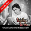Nis Din Barsat Nain Hamare Karaoke - Mp3 2