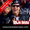 Pak Chik Pak Raja Babu Karaoke (English Lyrics) - Video 1
