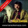 Teri Aankhon Mein Aanshu Hai Karaoke (Hindi Lyrics) - Video 1