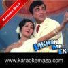 Jogi O Jogi Pyar Mein Kya Karaoke With Female Vocals (English Lyrics) - Video 1