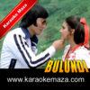 Kaho Kaha Chale Karaoke (English Lyrics) - Video 1
