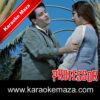 Khuli Palak Mein Jhoota Gussa Karaoke - Mp3 2