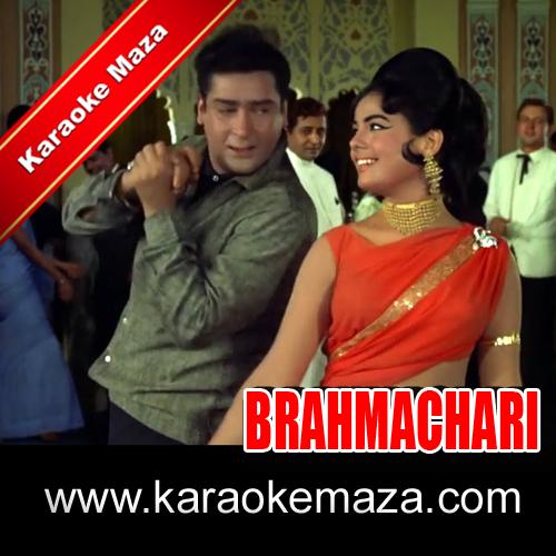 Aajkal Tere Mere Pyar Ke Karaoke With Female Vocals - Mp3 3