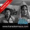 Are Yaar Meri Tum Bhi Ho Karaoke With Female Vocals (Hindi Lyrics) - Video 2