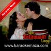Mujhe Na Bulaya Karo Karaoke (English Lyrics) - Video 2