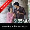 Raataan Lambiyan Karaoke (English Lyrics) - Video 1